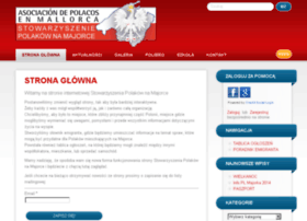 poloniamallorca.org