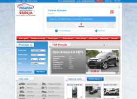 polovniautomobilisrbija.com