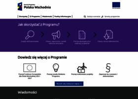 polskawschodnia.gov.pl
