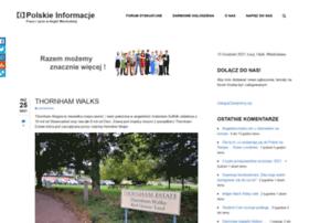 polskieinfo.org.uk