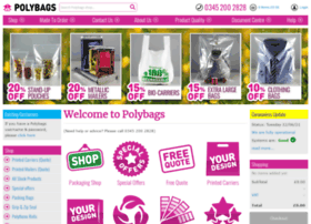 polybags.co.uk