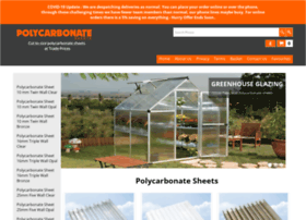 polycarbonatesheets.co.uk