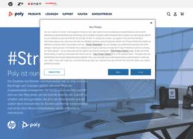 polycom.de
