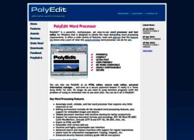 polyedit.com