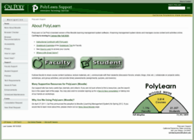 polylearnsupport.calpoly.edu