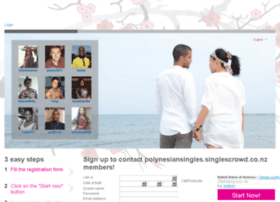 polynesiansingles.singlescrowd.co.nz