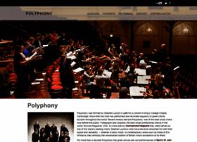 polyphony.co.uk