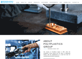 polyplasticsindia.com