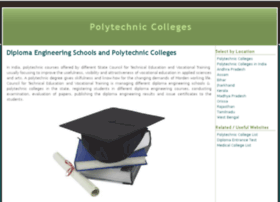 polytechniccolleges.in