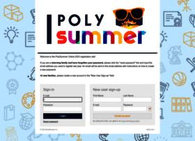 polytechnicsummer.campbrainregistration.com