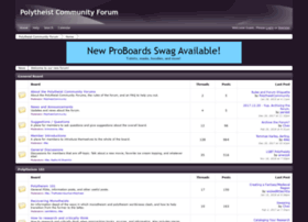 polytheistcommunity.boards.net