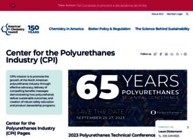 polyurethane.americanchemistry.com