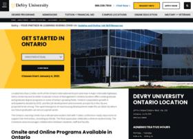 pom.devry.edu