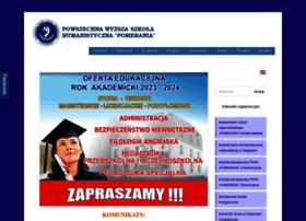 pomeraniachojnice.edu.pl