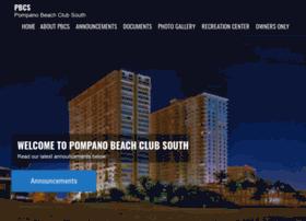 pompanobeachclubsouth.com