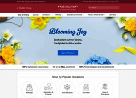 pompanobeachfloralcompany.com
