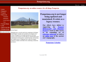 pompeiana.org