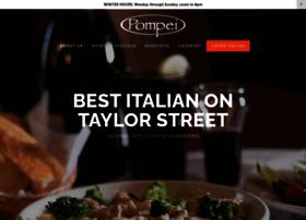 pompeipizza.com