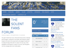 pompeyonline.com