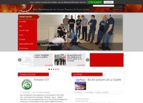 pompiers71.com