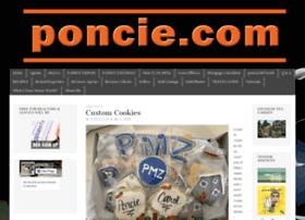 poncie.com