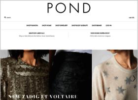 pond-pond.com