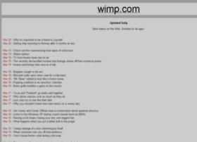 pond.wimp.com