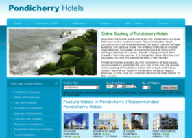 pondicherryhotels.net