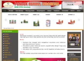 pondokherbalindonesia.com