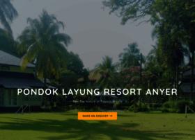 pondoklayungresort.com