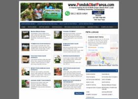 pondokobatpapua.blogspot.com