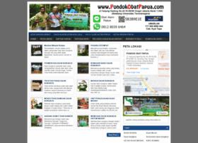 pondokobatpapua.com