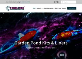 ponds4fish.co.uk
