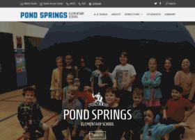 pondsprings.roundrockisd.org
