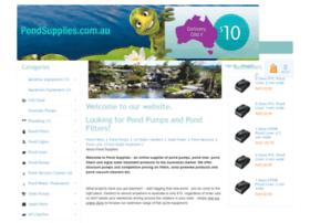 pondsupplies.com.au