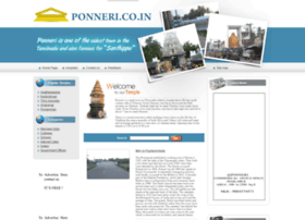ponneri.co.in