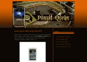 ponsel-quran.com