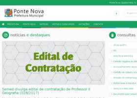 pontenova.mg.gov.br
