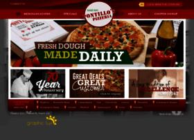 pontillospizza.com