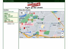 pontillospizzeria.netwaiter.com