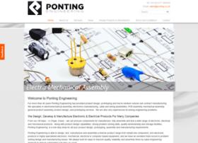 ponting.co.uk