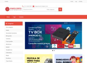 pontocertoeletronicos.com.br