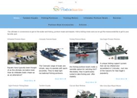 pontoonboatsite.com
