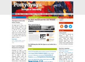 pontydysgu.org