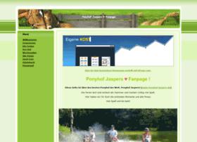 ponyhof-jaspers.npage.de