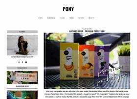 ponyonhighstreet.blogspot.sg