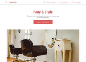 ponyundclyde.com