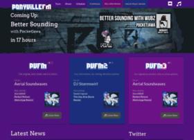 ponyvillefm.com