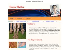 poojamadhu.org