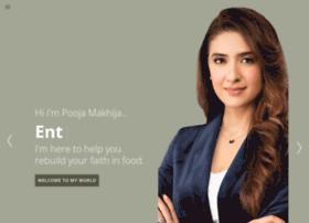 poojamakhija.com